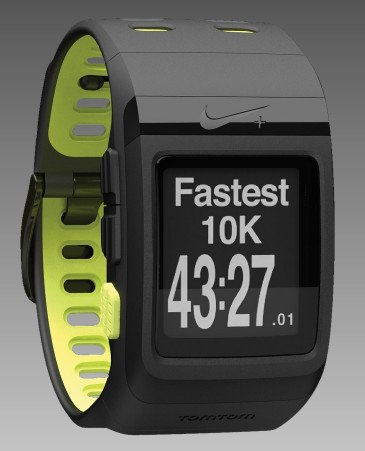 Nike+ SportWatch GPS: Jam Tangan bagi Pelari