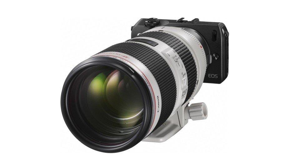 canon EOS-M--1