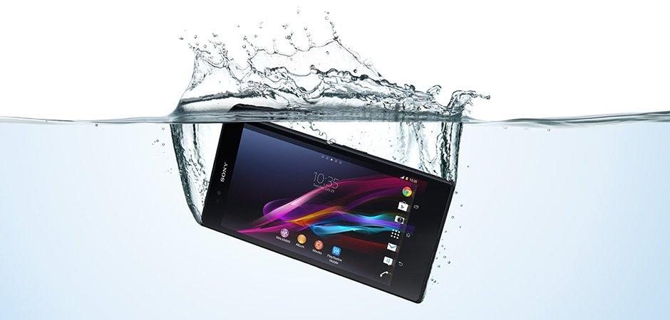 sony xperia z ultra features waterresistance 10 Smartphone Paling Dicari di Indonesia Sepanjang 2013 smartphone news mobile gadget