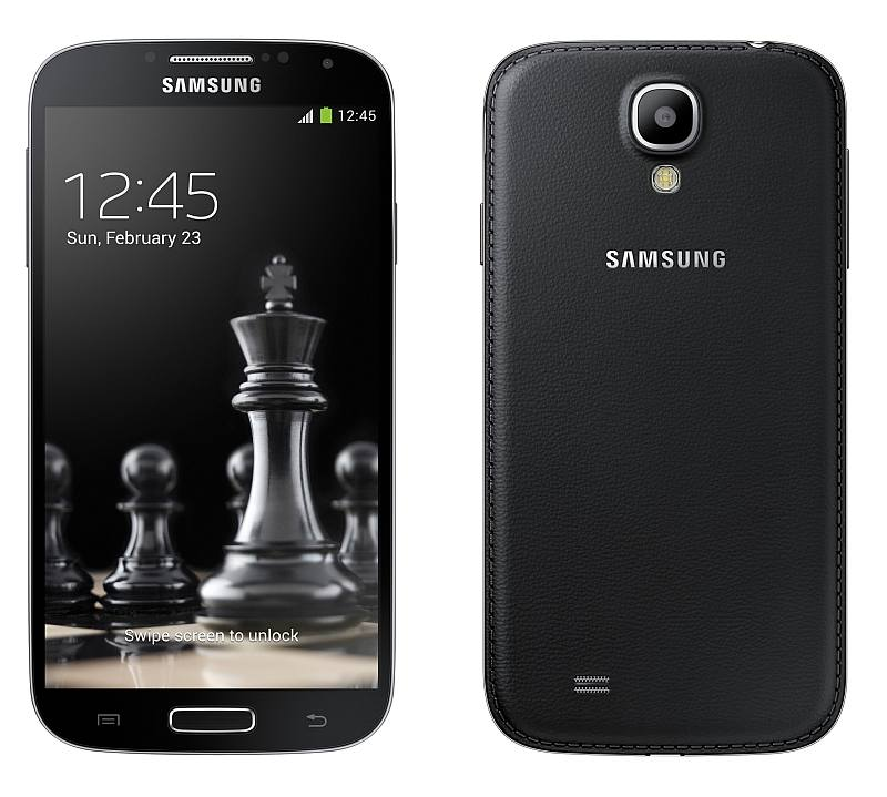 S4 and s4 Mini Black Edition 750x674 Samsung Keluarkan Galaxy S4 dan