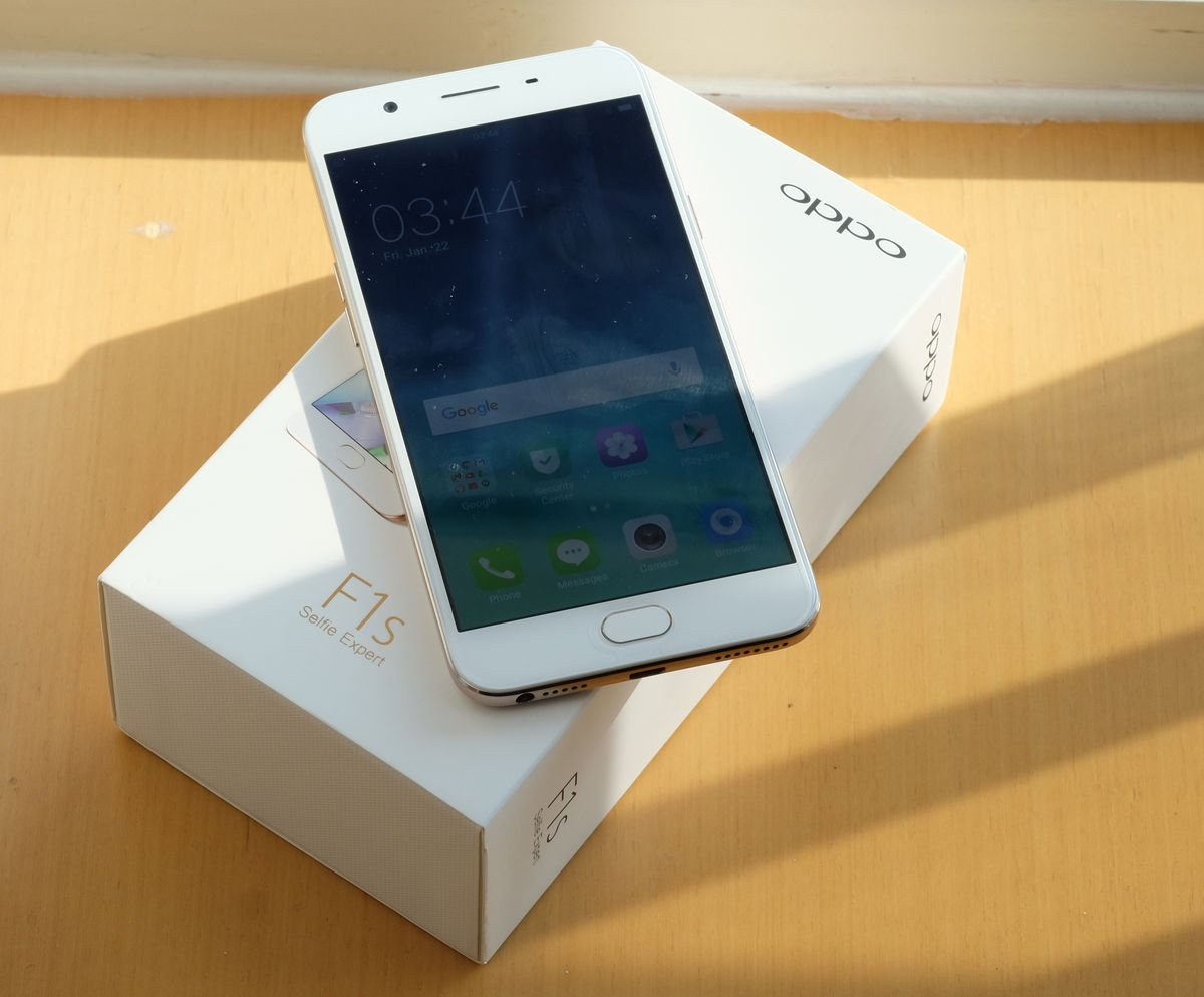 oppo f1s package