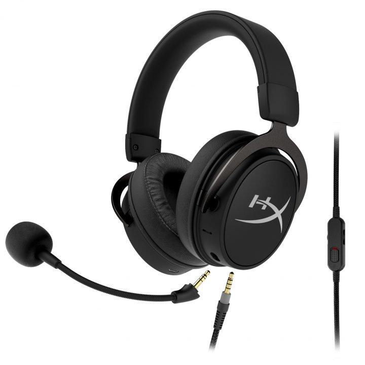 HyperX Cloud MIX: Headphone Gaming yang Mendukung Standar Hi-Res Audio